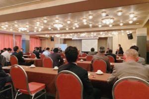 長野県中小企業団体中央会様『企業内における究極のコミュニケーション表情術』の講演会
